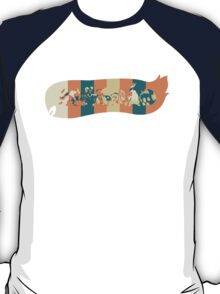 Pokemon Spectrum - Fire T-Shirt