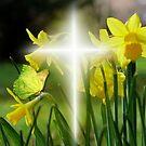 Easter Blessings by Morag Bates