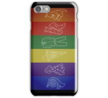 How I Met Your Colors iPhone Case/Skin