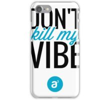 My Vibe iPhone Case/Skin