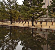 Reflections in OKC by PicsbyJody