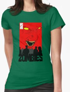 Zombie Comic Cover T-Shirt