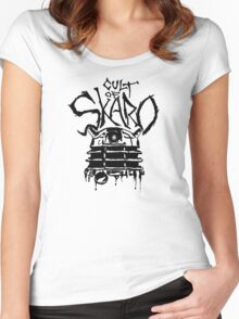 Cult of Skaro Women's Fitted Scoop T-Shirt
