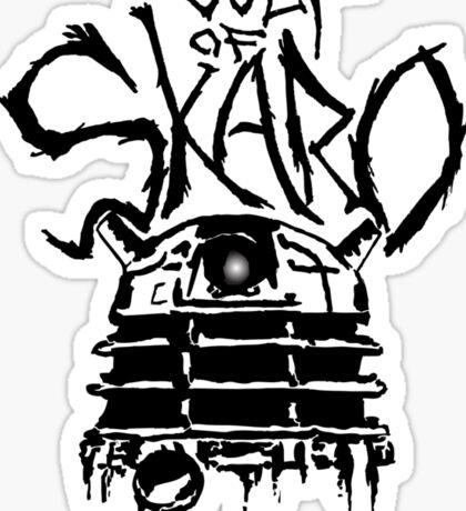 Cult of Skaro Sticker