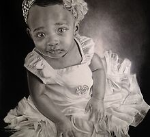 Little Ballerina by Harryjamesjr