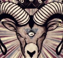 END OF SHEEP BREEDING (VARIANT) Sticker