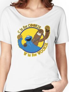 Cookie & Wookie Women's Relaxed Fit T-Shirt