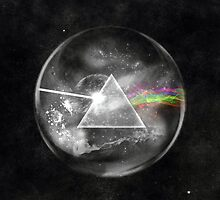 Dark Side Of The Moon #5 by electricwarrior
