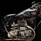Gilera VL conservata engine 1 by Frank Kletschkus