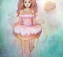 Sea Jelly by André Luiz Barbosa