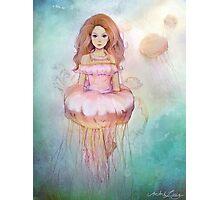 Sea Jelly Photographic Print