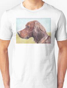 Irish Setter Profile T-Shirt