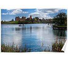 Linlithgow Loch Poster