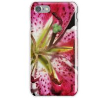 Blushing Petals iPhone Case/Skin
