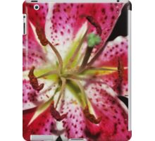 Blushing Petals iPad Case/Skin