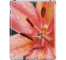 Fresh Raindrops iPad Case/Skin