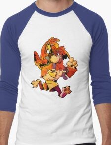 BANJO AND KAZOOIE Men's Baseball ¾ T-Shirt
