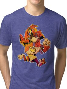 BANJO AND KAZOOIE Tri-blend T-Shirt