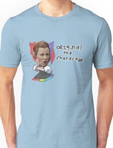 Original the Character - Tauriel from the Hobbit Unisex T-Shirt