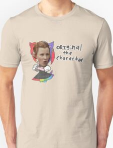 Original the Character - Tauriel from the Hobbit T-Shirt