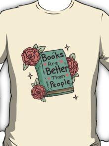 Books > People T-Shirt