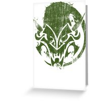 Goblin Nation Greeting Card