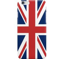 Union flag iPhone Case/Skin