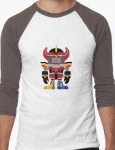ZordDeki Men's Baseball ¾ T-Shirt