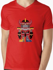 ZordDeki Mens V-Neck T-Shirt