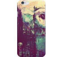 Venetian Mask Painting iPhone Case/Skin