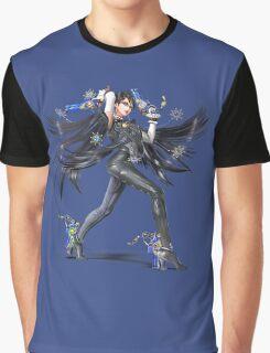 Super Smash Bros. Bayonetta Graphic T-Shirt
