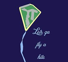 Let's Go Fly a Kite by chesapeaketides