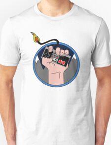 NES Fist Unisex T-Shirt
