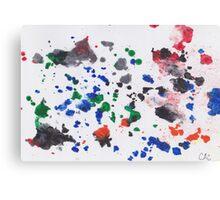 Child's Play #1 Canvas Print