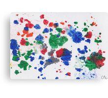 Child's Play #2 Canvas Print