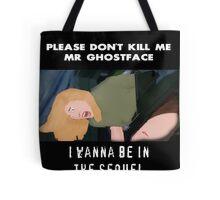 You Wanna Play Psycho Killer Tote Bag