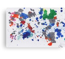 Child's Play #3 Canvas Print