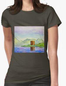 scottish castle  T-Shirt