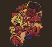 TY THE TASMANIAN TIGER by Iris-sempi
