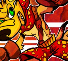 TY THE TASMANIAN TIGER Sticker