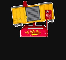 Ride the Rails Unisex T-Shirt