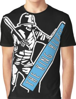 Riot Police King Blues Graphic T-Shirt