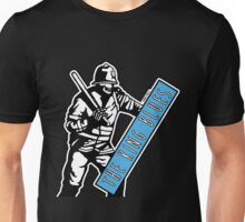 Riot Police King Blues Unisex T-Shirt