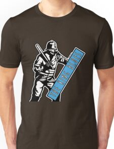 Riot Police King Blues Unisex T-Shirt