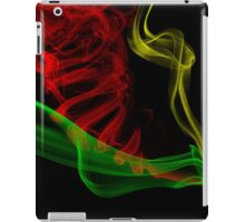 Rasta Smoke iPad Case/Skin