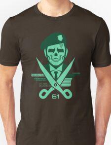 Scissors 61 Unisex T-Shirt