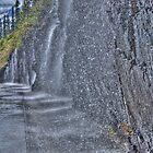 Weeping Wall - Digital Art by JamesA1