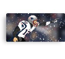 Tom Brady Together We Make Football Print Canvas Print