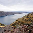 Columbia River by Harry Oldmeadow
