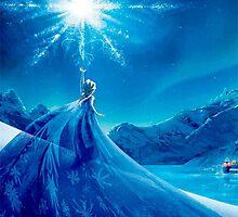 Elsa's Magic by writerchick1317